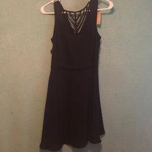 (New) Navy Blue Doe & Rae dress